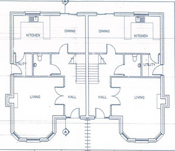Ground floor plans of a house house design plans for Ground floor house design